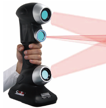 three-dimensional scanner