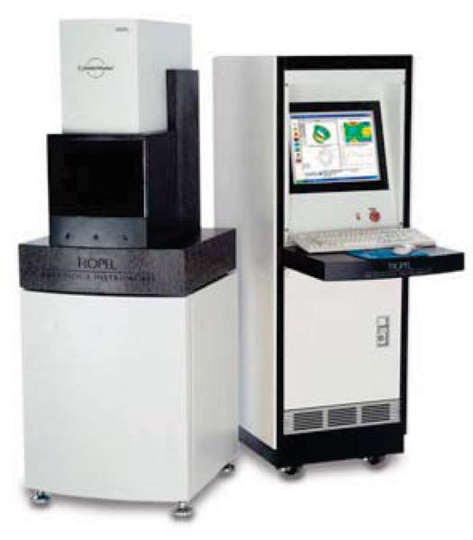 美国康宁Corning tropel品牌Flatmaster 1400平面度测量系统的设备照片