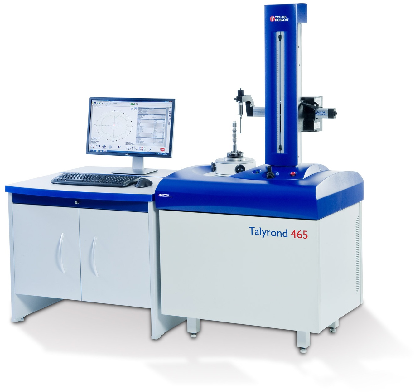 Overview of Talyrond 400H Series Cylindrometer