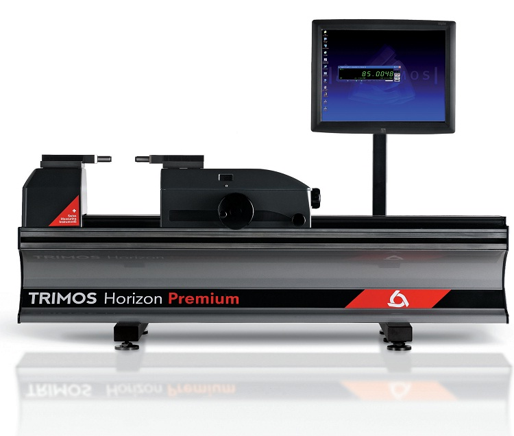 Overview of Trimos HPD / HPA length measuring machine